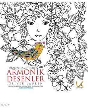 Armonik Desenler Esrarengiz Motifler 2 Kitap Her Yas Icin