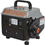 Dirty Hand Tools 101172, 800 Running Watts/950 Starting Watts Gas Powered Portable Generator, EPA & CARB Compliant