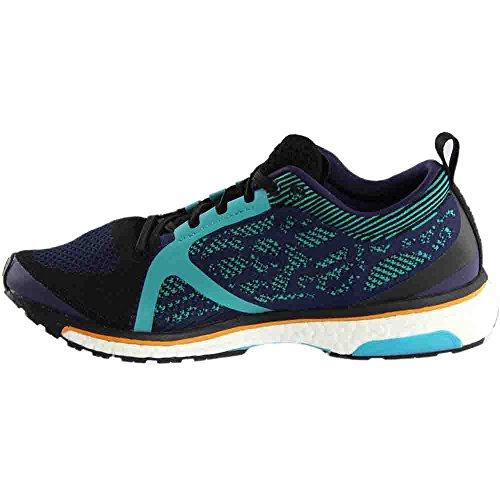 Adidas Door Stella Mccartney Vrouwen Adizero Adios Sneakers Nobele Inkt / Blast Emerald / Wit