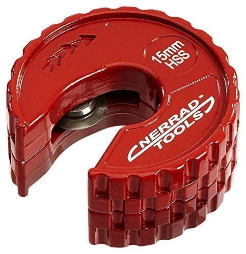 nerrad herramientas nt2015ps Pro Slice cortador de tubo de cobre, Negro, 15/mm