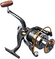 Gadget Zone DBpower DK 6000 Fishing Reel With Anti-Twist Roller Fully Adjustable Cast Control with Sound Perfe