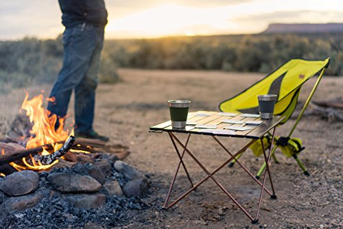 Trekology-Portable-Camping-Tables-with-Aluminum-Table-Top-Hard-Topped-Folding-Table-in-a-Bag-for-Picnic-Camp-Beach-Boat-Useful-for-Dining-Cooking-with-Burner-Easy-to-Clean