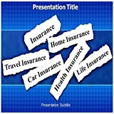Types Of Insurance PowerPoint Templates - Types Of Insurance Powerpoint Backgrounds