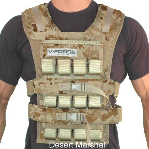 60 Lb. V-force Warrior Ii Long (Desert Marchall, Narrow 3-1/4'')