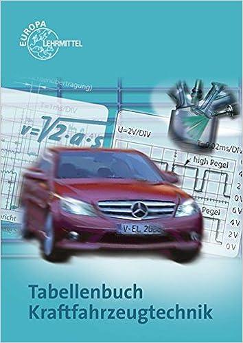 Tabellenbuch Mechatronik Pdf