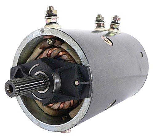 DB Electrical LRW0016 New Winch Motor for 12 Volt Warn Double Ball Bearing 6Hp Mrvb5 20 Spline Mrvb4 Mrvb7 11212449 15747 15877 17102 18184 226626 26629 458058 7536 7682 AMJ4635 D-2000 9130450047