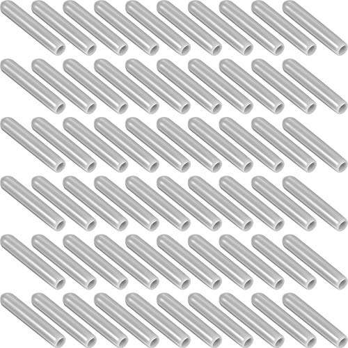 Protector 120 Caps - Universal Dishwasher Rack Cover Caps for Prevent Rust Stop New Rust on Dishwasher Pins, Replacement Parts to Protect Tea Glass and Cutlery from Damage, Pack of 120,30mm, Grey