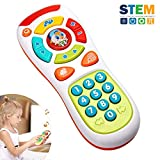 HOMOFY Baby Remote Control Toys Multi-Function,Lights...