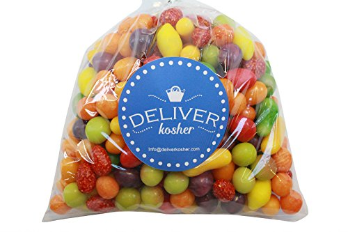 Deliver Kosher Bulk Candy - Swiss Petite Fruits - 1lb Bag