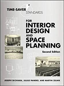 Free Download Time Saver Standards For Interior Design And Space Planning 2nd Edition