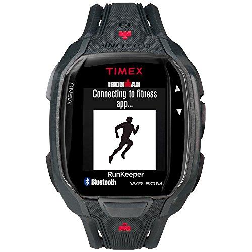 Timex Ironman Run X50+ Watch Black Red by Timex
