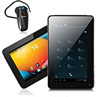 inDigi® 7 Android 4.2 JB Tablet PC w/ Wireless Phone Feature + Free Bluetooth Headset!