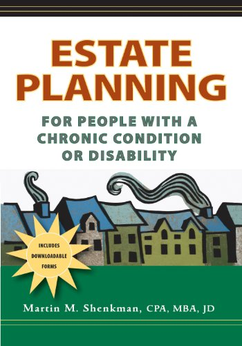 Estate Planning: For People with a Chronic Condition or Disability