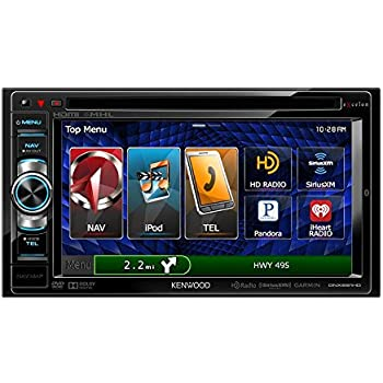 KENWOOD DNX570TR Multimedia Receiver Download Drivers