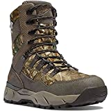 Danner Vital 8'' Realtree Xtra 800G Hunting Boots | Gore-TEX (GTX) Waterproof Hiking Leather Boots | Cushioning Molded PU Hunter Modern Battlefield Combat Boot (10.5 D)