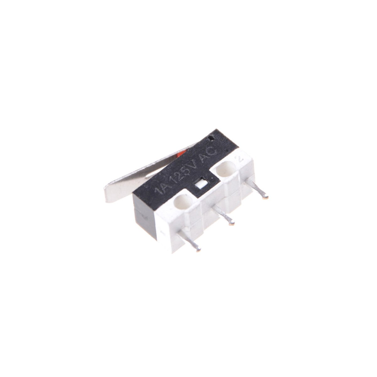 Ukcoco Pack of 5/Micro Limit Switch Waterproof Moment Anen Pressure Switch 3/Pins Long Hinge Lever Micro Switch