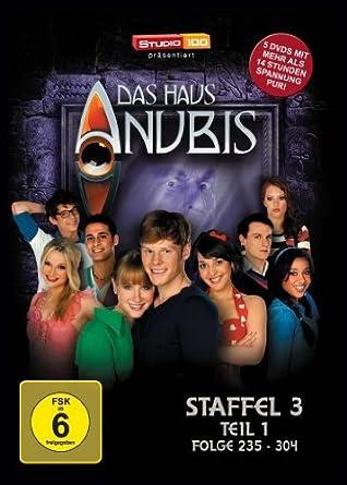 Amazon Com Das Haus Anubis Staffel 3 1 Folgen 235 304 Movies Tv