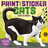 paint colors for walls Paint by Sticker Cats Wall Calendar 2020