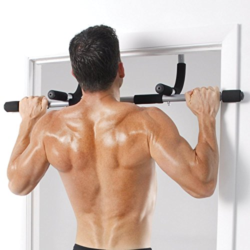 Iron Gym Ultlmate pull ups Positions