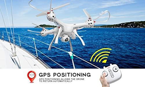 S de Idea® 17129 X8pro GPS WIFI HD cámara FPV RC dron ...