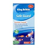 King British Safe Guard De-Chlorinator for Ponds 500ml (PACK OF 4)