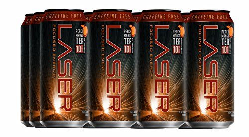 Laser Energy Drink Peach Mango Tea Flavor