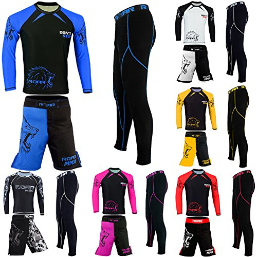 Roar mens rash guard shorts 2019