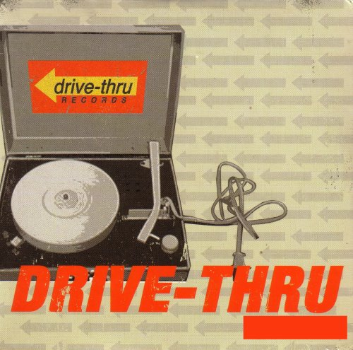 Drive-thru Records: Drive-thru NFS 2003 Limited Edition Cd: Starting Line / Movielife / Early November / Senses Fail / Steel Train / Home Grown / Allister / Rx Bandits
