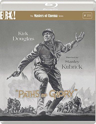 Paths of Glory (UK FORMAT Blu-ray) (1957) (Masters of Cinema)