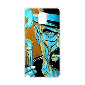Samsung Galaxy Note 4 Phone Case for Breaking Bad pattern design