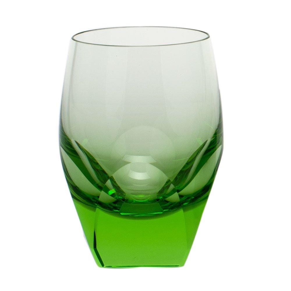Moser Crystal Bar Hiball Ocean Green