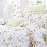 Charisma Cherry Blossom White Multi Queen Duvet Cover