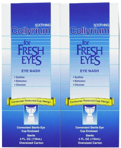 Bausch Lomb Collyrium Fresh Wash 4 product image