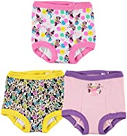 Disney Girls' Minnie Mouse Multi-Pack Potty Training