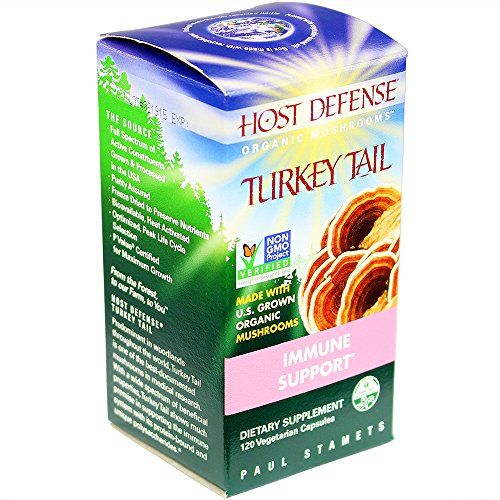 Host Defense Capsules Mushroom Response product image