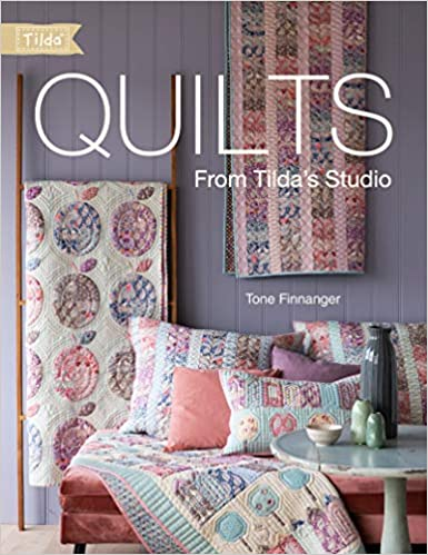 """Quilts from Tilda's Studio"""