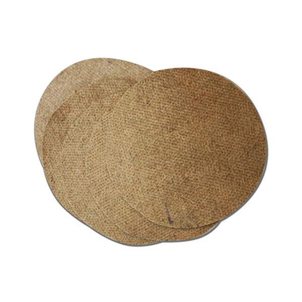 Canapvre - Materasso/Materasso per lombricompostore Rotondo (5) 1 spesavip