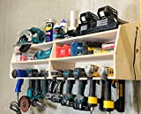 Cordless Drill Tool Holder Organization Storage