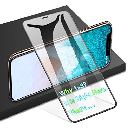 Arc Exhaust (Agvee Perfect Arc Fit Full Coverage 3D Screen Protector Tempered Glass Film for iPhone XR, High Transparent, 9H, Hard and Toughness PC Edge Corner, Anti Fingerprint Safe Screen Cover Saver)