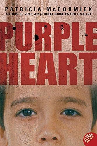 Heart Purple - Purple Heart