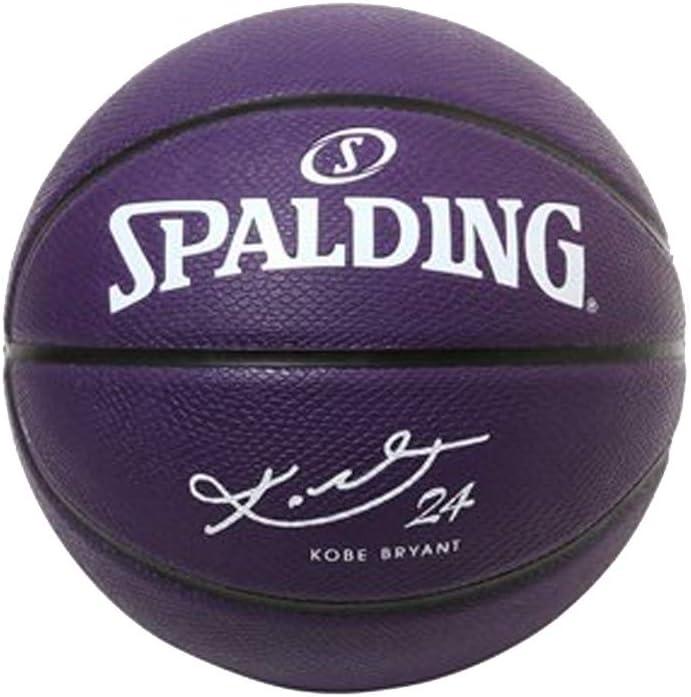 Spalding Kobe Bryant 24 Ball 84132Z; Unisex Basketball Ball; 84132Z/_7; Purple; 7 EU 7 UK