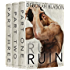 RUIN - The Complete Series: Part One, Part Two & Part Three