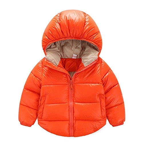 b78a53fb4 Toddler Baby Boys Girls Outerwear Hooded coats Winter Jacket Kids ...
