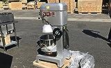 NSF 40 QUART Dough Mixers Grinder Bakery Mixer