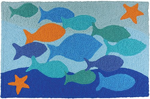 Jellybean School Stand Out Accent - Hooked Collection Rug Accents
