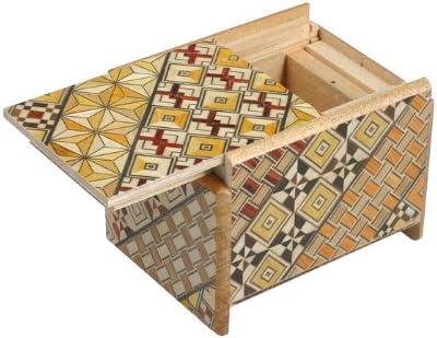 Himitsu Bako Mini - Caja puzzle japonesa (2,5 sun): Amazon.es: Bricolaje y herramientas