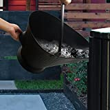 Amagabeli Bucket for Fireplace Assembled Pellet