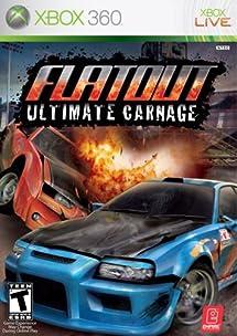 Flatout: Ultimate Carnage - Xbox 360 (Standard (DVD))