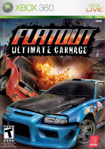 Flatout: Ultimate Carnage - Xbox 360 (Standard (DVD)) (Demolition Derby Xbox 360)