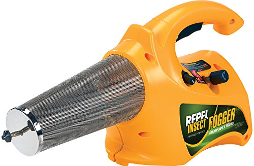 Propane Insect Fogger - Repel 190397 Propane Insect Fogger for Killing and Repelling Mosquitoes, Flies, and Flying Insects in Your Campsite or Yard